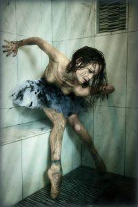 VikTory the Ballerina Model - transformation